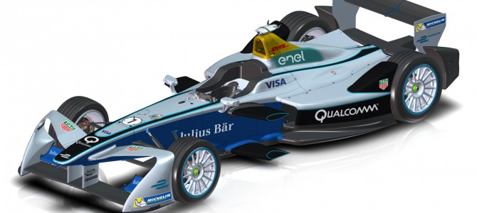 Formula E cars to look very different next season