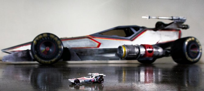 The Ford Powered Star Wars X-Wing.