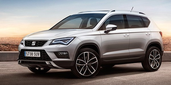 SEAT Ateca Launch Preview Event