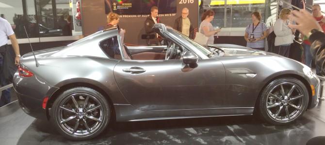 Mazda at Goodwood