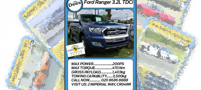 Ford Ranger – Deep Water Wading Ability