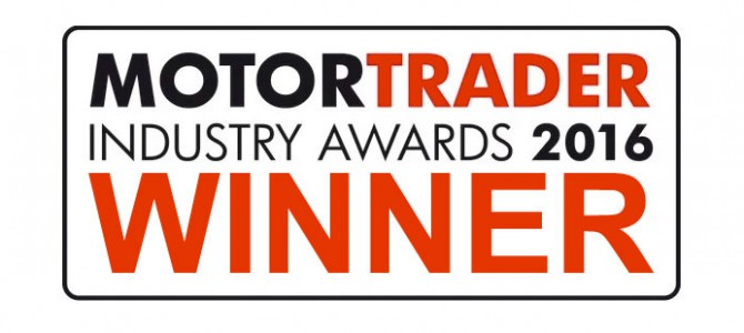 Cambria Automobiles wins Digital Initiative of the Year at the Motor Trader Awards