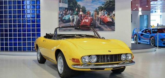 The Fiat Dino tops 12 classic cars that have risen most in value in a year