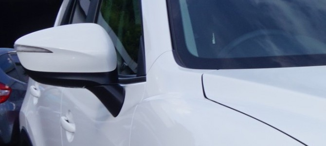Could we no longer have wing mirrors?