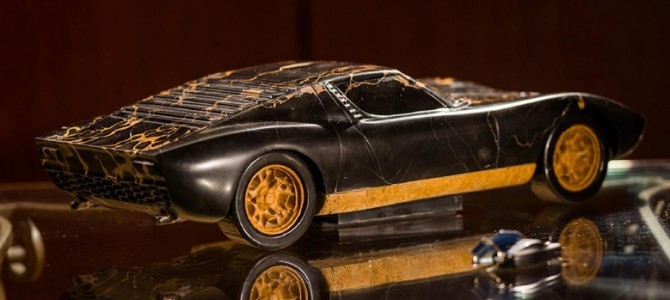 Take a look at these model cars… with a difference