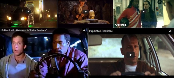 Greatest Honda Civic's in Film and Music