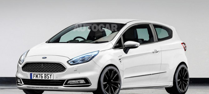 New Fiesta to chase a premium feel