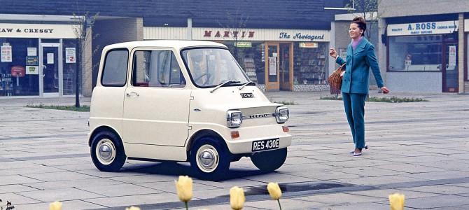 The Ford Comuta Electric City Car