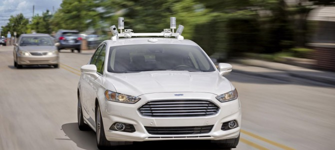 Ford to have a fully autonomous 'Uber' style car by 2021
