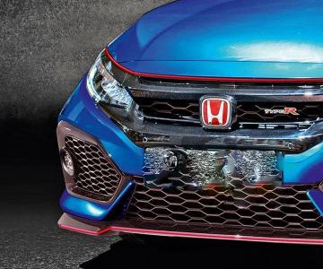 Honda Civic Type-R taking a new shape for 2017