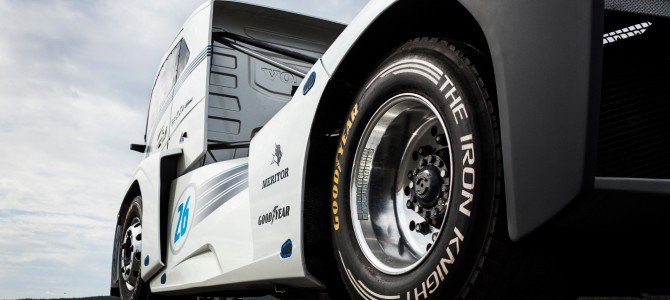 The Volvo Iron Knight – The Bugatti Of The Truck World