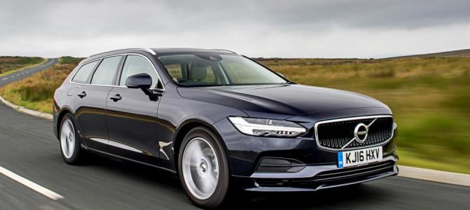 New Volvo V90 D5 Momentum review
