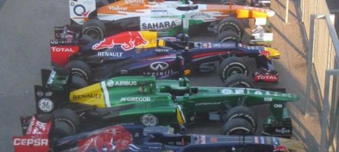Formula One Takeover Agreed