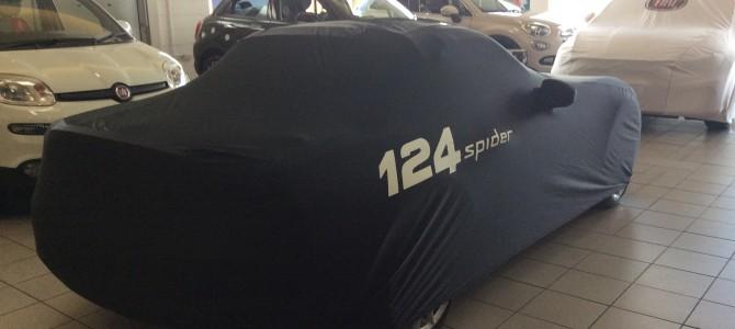 FIAT 124 SPIDER LAUNCH EVENT