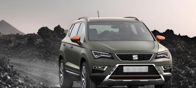 SEAT Ateca XPERIENCE Concept