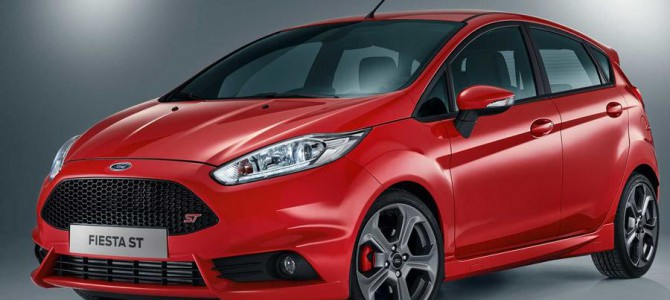 Ford Fiesta ST now available as a 5 door