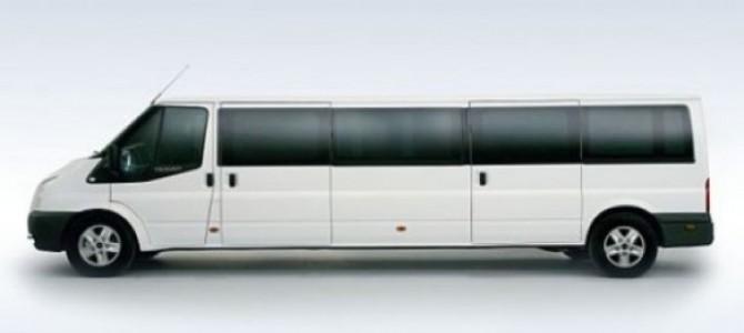 The Ford Transit XXL