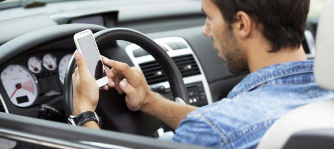 Motorists Caught Using a Mobile to Face Tougher Penalties