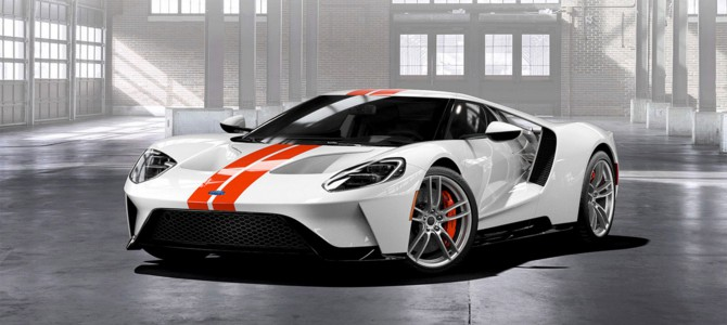 Ford GT Production Run to double.