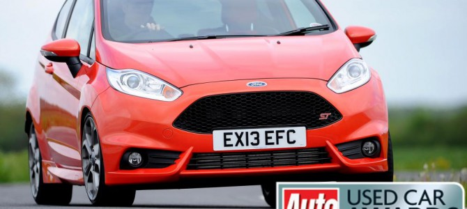 Fiesta wins best Used Supermini by AutoExpress