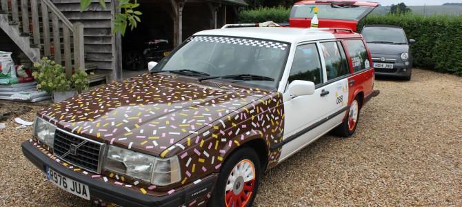 VEGAS OR BUST 2016 – FAB Charity Car Rally