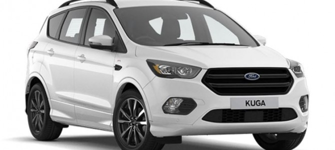 Finance offers available on the all-new Ford Kuga