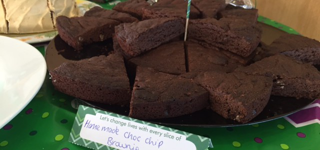 Invicta Tunbridge Wells hosted Macmillan coffee morning