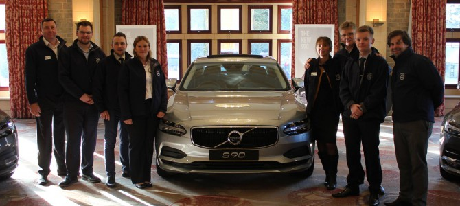 DOVES VOLVO – S/V90 LAUNCH EVENT – Hosted at South Lodge Exclusive Hotel