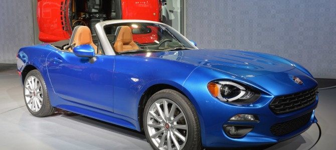Should You Buy The 2017 Fiat 124 Spider Instead Of The Mazda MX-5?