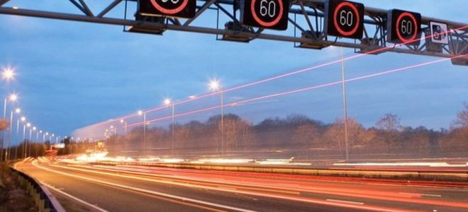 Motorways are getting SMART – It's a pity drivers aren't
