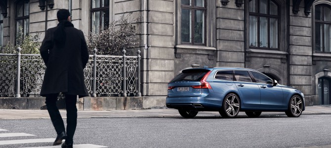 VOLVO V90 NAMED BEST ESTATE BY TOPGEAR MAGAZINE