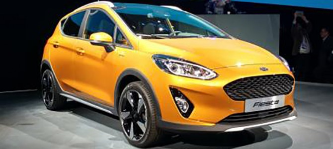 Could more 'Active' models follow the new Ford Fiesta