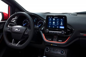 Ford have guaranteed a premium interior finish