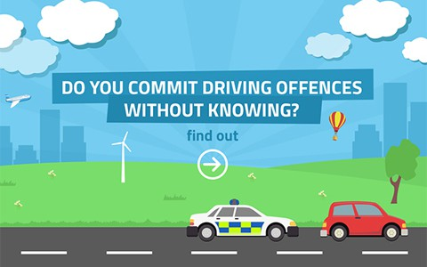 Study finds that many drivers are ignorant of motoring laws