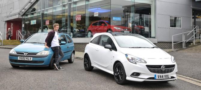 Vauxhall Scrappage Scheme Returns