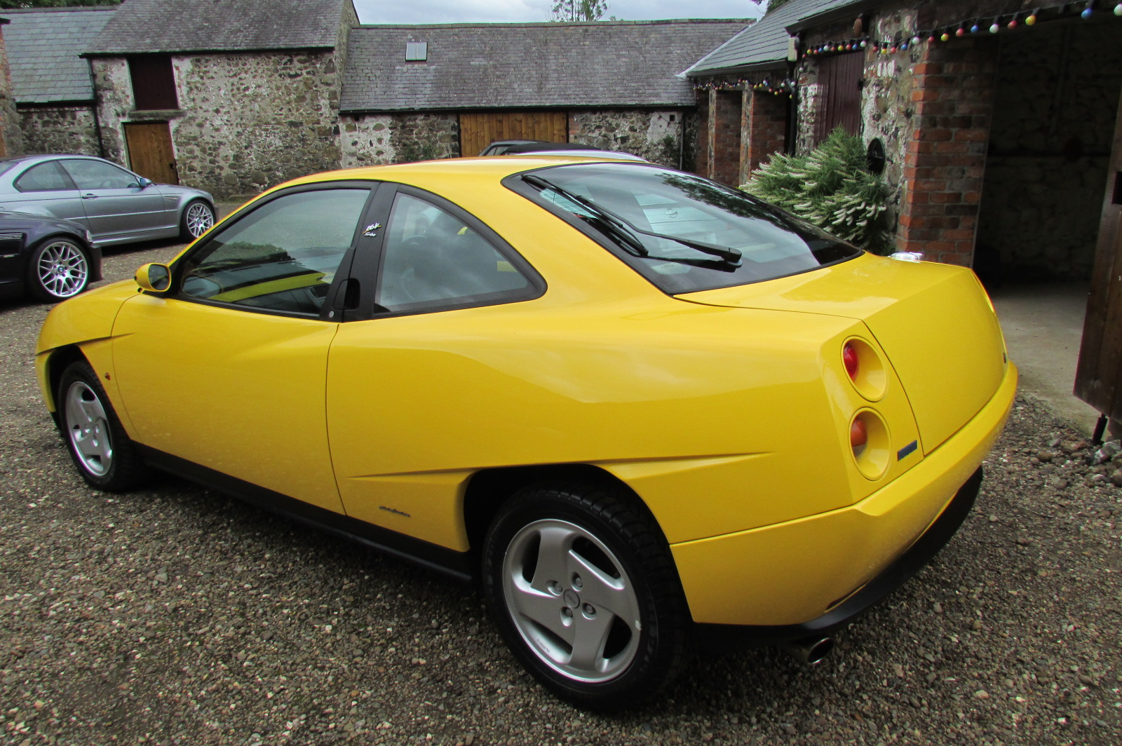 A Brand New Unregistered Example Of Fiat S Iconic Coupe Model Comes Onto The Market Motorparks Blog