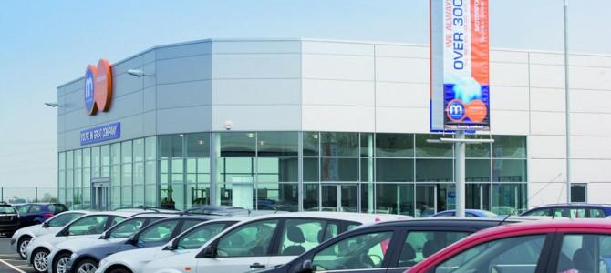 European Car Sales reach their highest levels since 2007