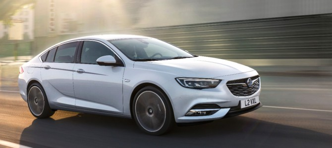 All-New Insignia Revealed by Vauxhall