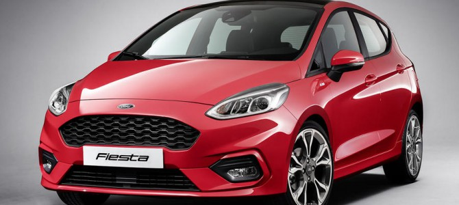All-New Ford Fiesta at Dees of Croydon