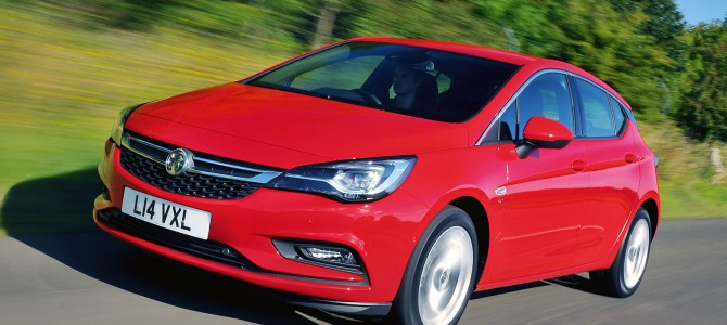 Astra Wins 'Top Family Car of the Year' at Carbuyer Awards