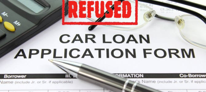 What can you do to improve your chances of getting car finance?
