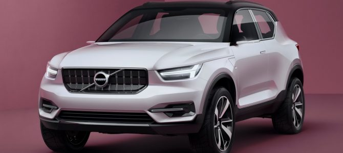 Production of the all-new Volvo XC40 to commence in April