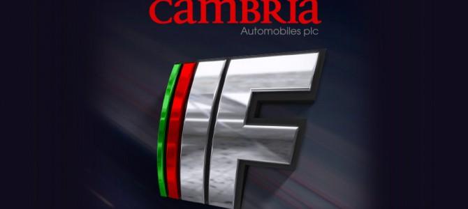 Cambria Automobiles Conference 2017