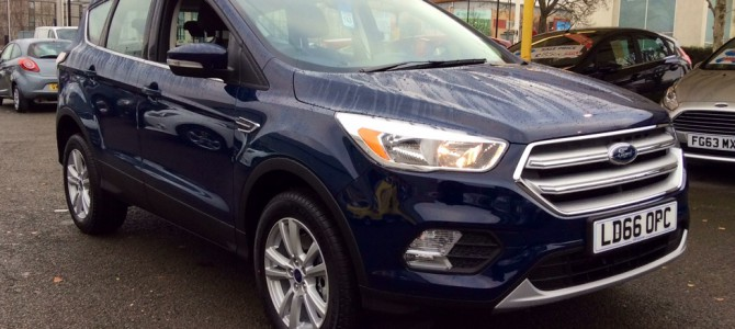 Incredible Savings on a New Shape Ford Kuga