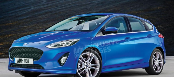 More details and images of the 2018 Focus revealed