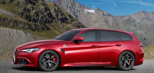 The Giulia Sportwagon is no more…