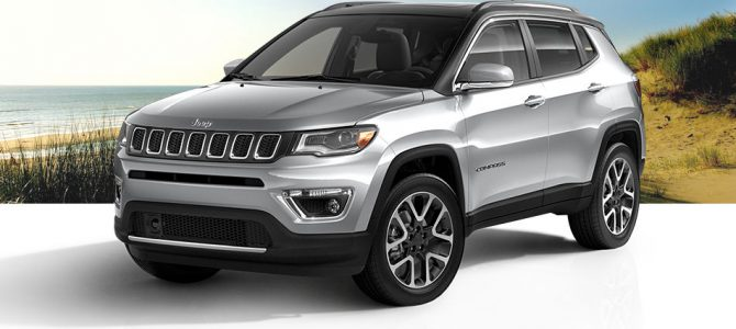 Jeep Compass- India launch 2017