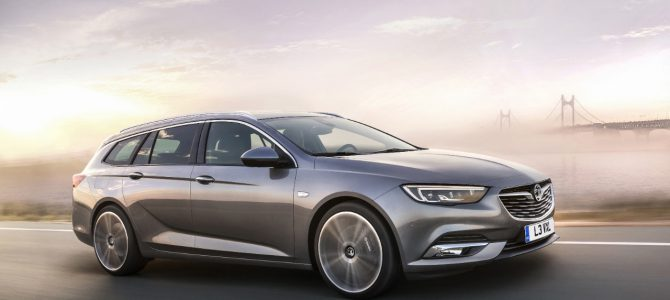 New Insignia Sports Tourer Revealed