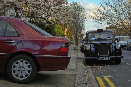 Diesel cars are now being charged to park