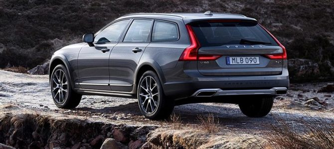 Volvo V90 Cross Country Lives up to its high expectations
